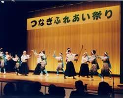 棒踊り画像