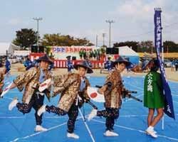 六方踊り画像