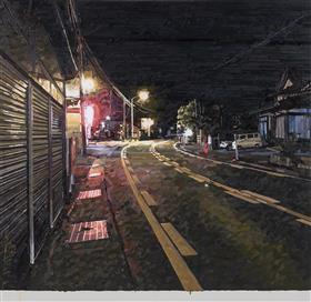 《Night road》 富田直樹